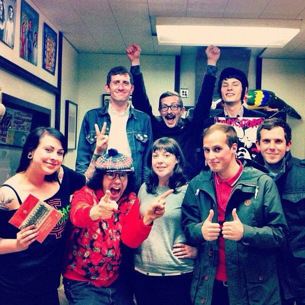 Nardwuar vs. The Ballantynes !
