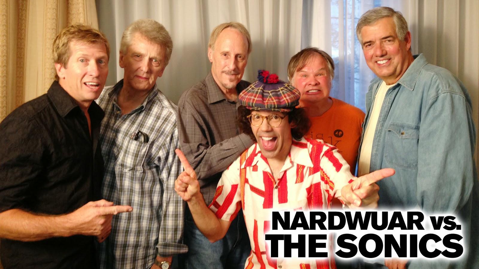 Nardwuar vs. The Sonics