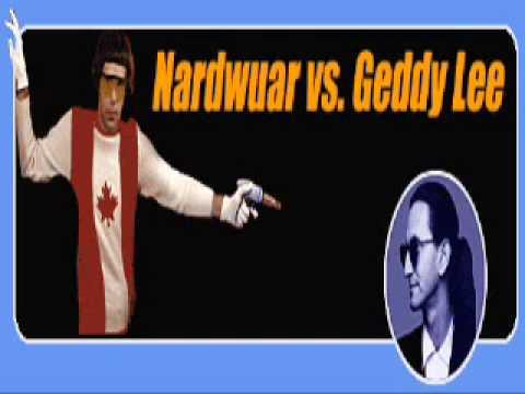 Nardwuar vs. Geddy Lee