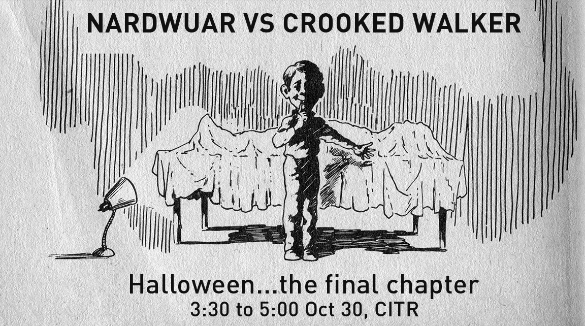 Crooked Walker VS Nardwuar